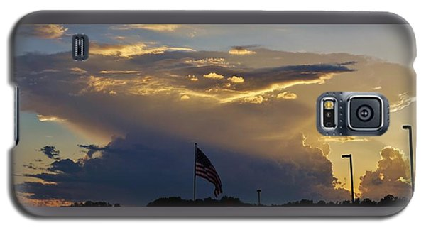 American Supercell Galaxy S5 Case by Ed Sweeney