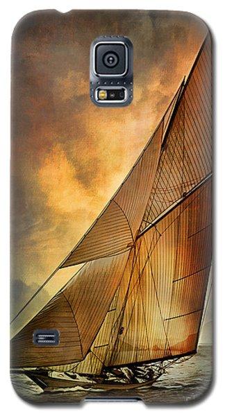 America's Cup 1 Galaxy S5 Case by Andrzej Szczerski