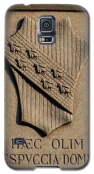 Amerigo Vespucci Lived Here Galaxy S5 Case