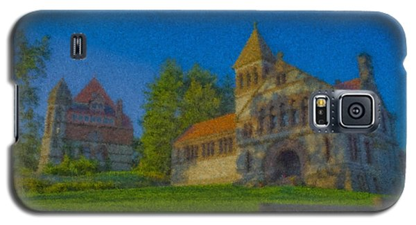 Ames Hall And Ames Free Library Galaxy S5 Case