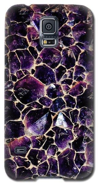 Amethyst Quartz Crystal Smithsonian Galaxy S5 Case