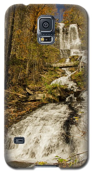 Amicola Falls Gushing Galaxy S5 Case