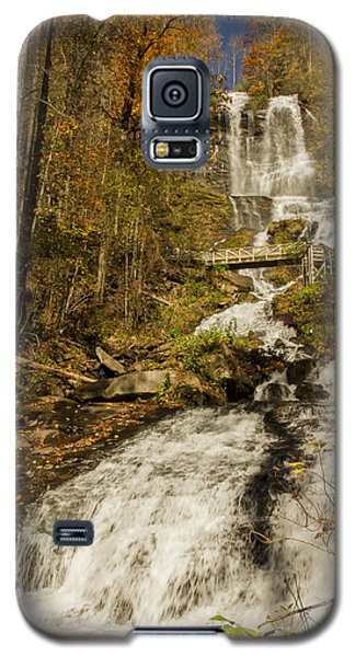 Amicola Falls Gushing Galaxy S5 Case