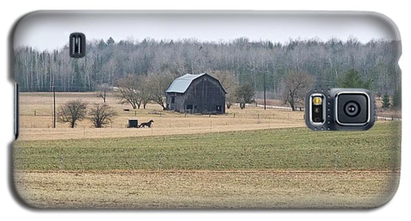 Amish Country 0754 Galaxy S5 Case by Michael Peychich