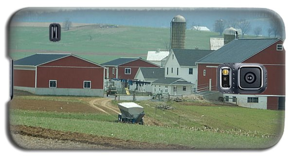 Amish Homestead 6 Galaxy S5 Case