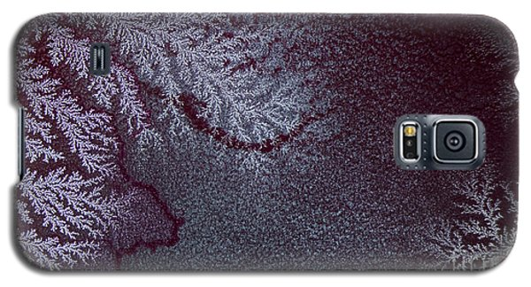 Ammonium Chloride Crystal Galaxy S5 Case