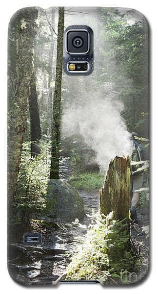 Ammonoosuc Ravine Trail - White Mountains New Hampshire Usa Galaxy S5 Case