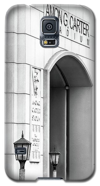 Amon Carter Stadium 110416 Bw Galaxy S5 Case