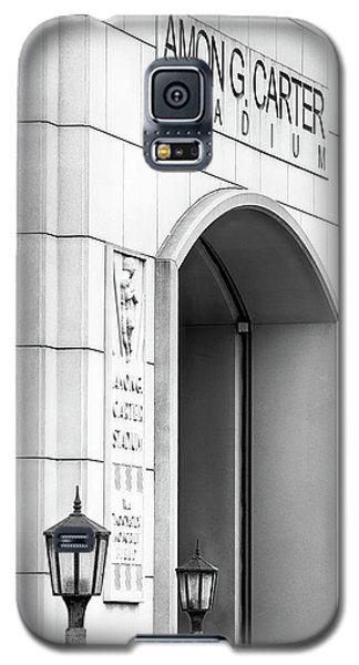 Amon Carter Stadium 110416 Bw Galaxy S5 Case