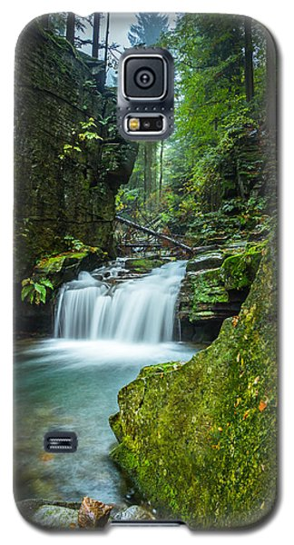 Among The Green Rocks Galaxy S5 Case