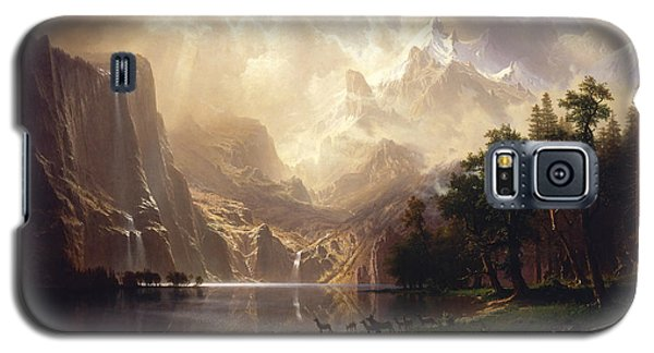 Among The Sierra Nevada Galaxy S5 Case