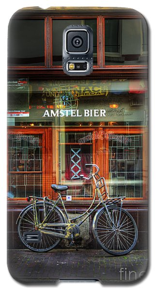 Amstel Bier Bicycle Galaxy S5 Case
