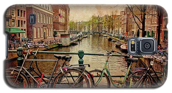 Amsterdam Canal Galaxy S5 Case by Jill Smith