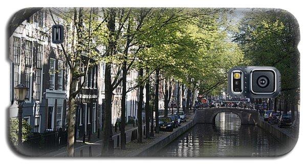 Amsterdam Canal Galaxy S5 Case by Wilko Van de Kamp