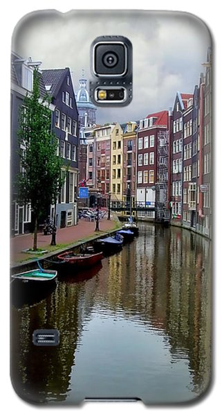 Amsterdam Galaxy S5 Case by Heather Applegate