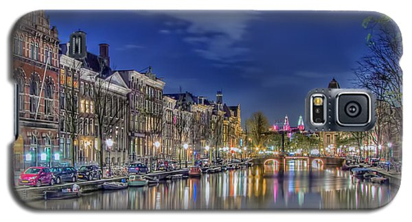 Amsterdam Reflections Galaxy S5 Case
