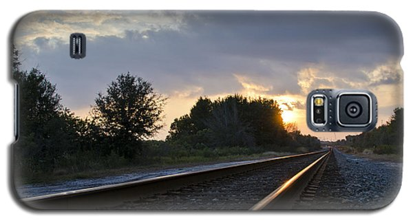 Amtrak Railroad System Galaxy S5 Case