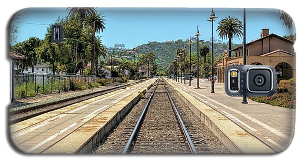 Amtrak Station, Santa Barbara, California Galaxy S5 Case