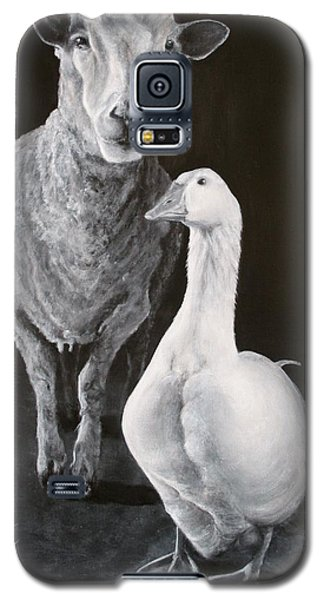 Amy And Gracie Galaxy S5 Case