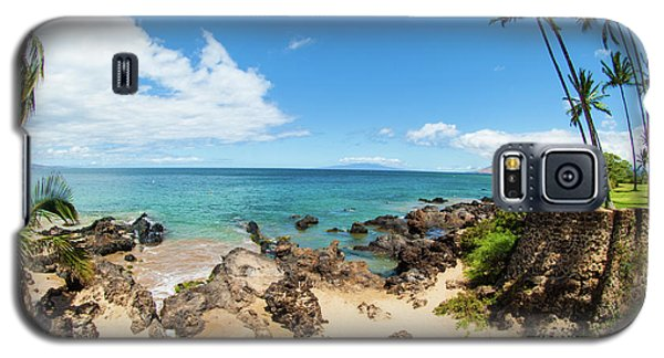 Galaxy S5 Case featuring the photograph Amzing Beach In Hawaii Islands by Micah May
