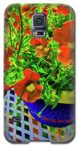 Lots Of Blooms Galaxy S5 Case