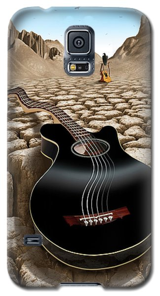 An Acoustic Nightmare 2 Galaxy S5 Case by Mike McGlothlen
