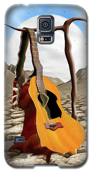 An Acoustic Nightmare Galaxy S5 Case by Mike McGlothlen