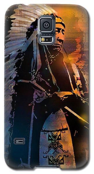 An American Sunrise Galaxy S5 Case
