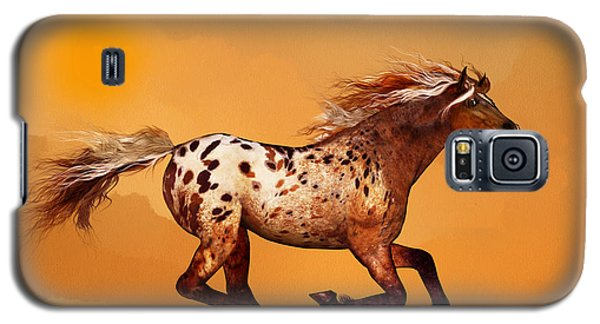 An Appaloosa Called Ginger Galaxy S5 Case