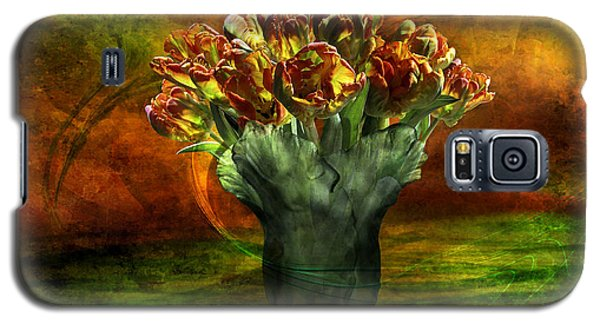 An Armful Of Tulips Galaxy S5 Case by Johnny Hildingsson