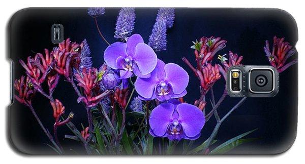An Aussie Flower Arrangement Galaxy S5 Case by Gary Crockett