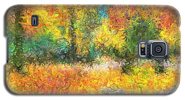 An Autumn In The Park Galaxy S5 Case
