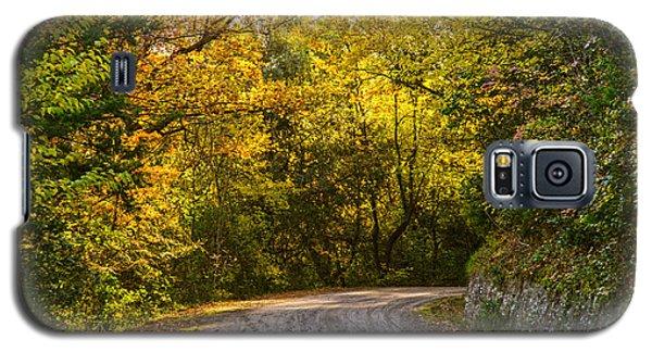 An Autumn Landscape - Hdr 2  Galaxy S5 Case