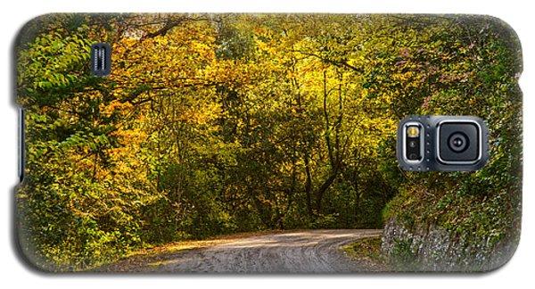 An Autumn Landscape - Hdr 2  Galaxy S5 Case by Andrea Mazzocchetti