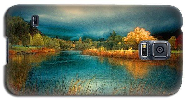 An Autumn Storm Galaxy S5 Case
