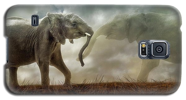 An Elephant Never Forgets Galaxy S5 Case