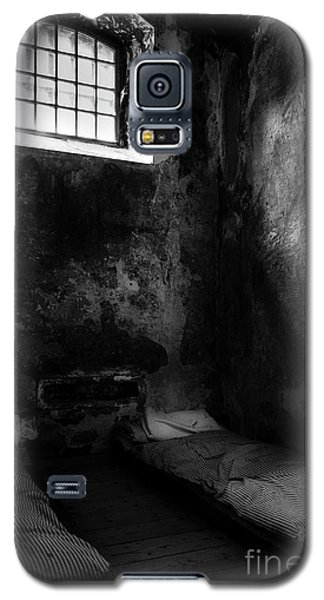 Galaxy S5 Case featuring the photograph An Empty Cell In Old Cork City Gaol by RicardMN Photography