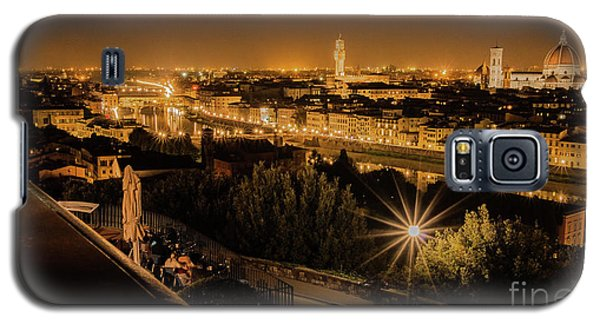 An Evening In Florence Galaxy S5 Case