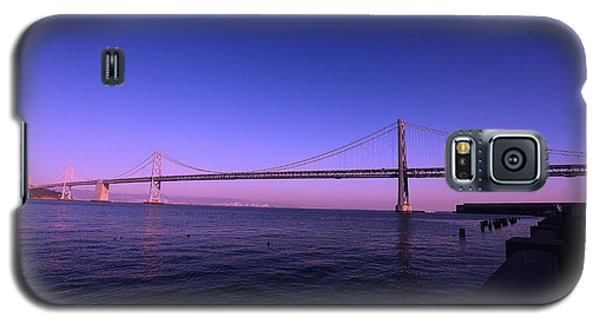 Galaxy S5 Case featuring the photograph An Evening In San Francisco  by Linda Edgecomb