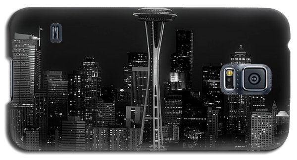 An Evening In Seattle Galaxy S5 Case by L O C