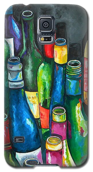 An Evening With Friends Galaxy S5 Case