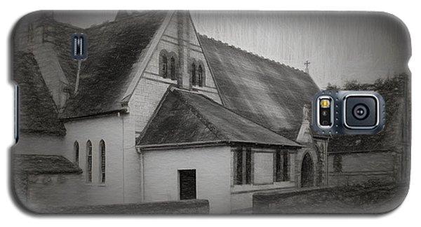 An Irish Church Galaxy S5 Case by Dave Luebbert