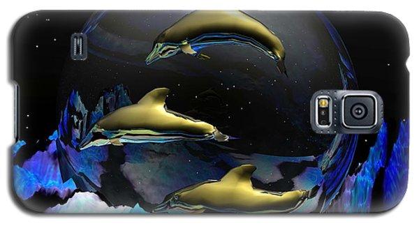 An Ocean Full Of Tears Galaxy S5 Case