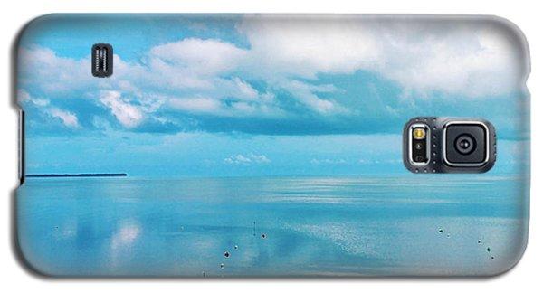 An Ocean Like Glass Galaxy S5 Case