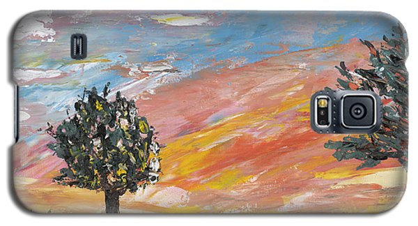 An Ohio Sunset Galaxy S5 Case