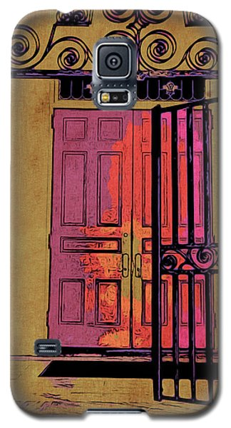 An Open Gate Galaxy S5 Case