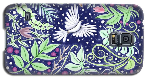 An Opening For A Dove Galaxy S5 Case