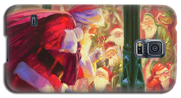 Elf Galaxy S5 Case - An Unforeseen Encounter by Steve Henderson