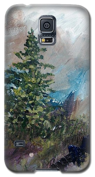 An Yosemite Afternoon Galaxy S5 Case