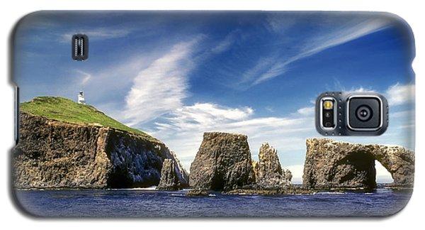 Channel Islands National Park - Anacapa Island Galaxy S5 Case
